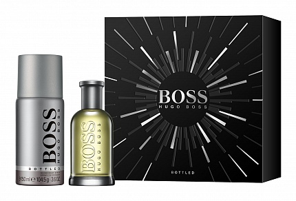 Hugo Boss Bottled Set II